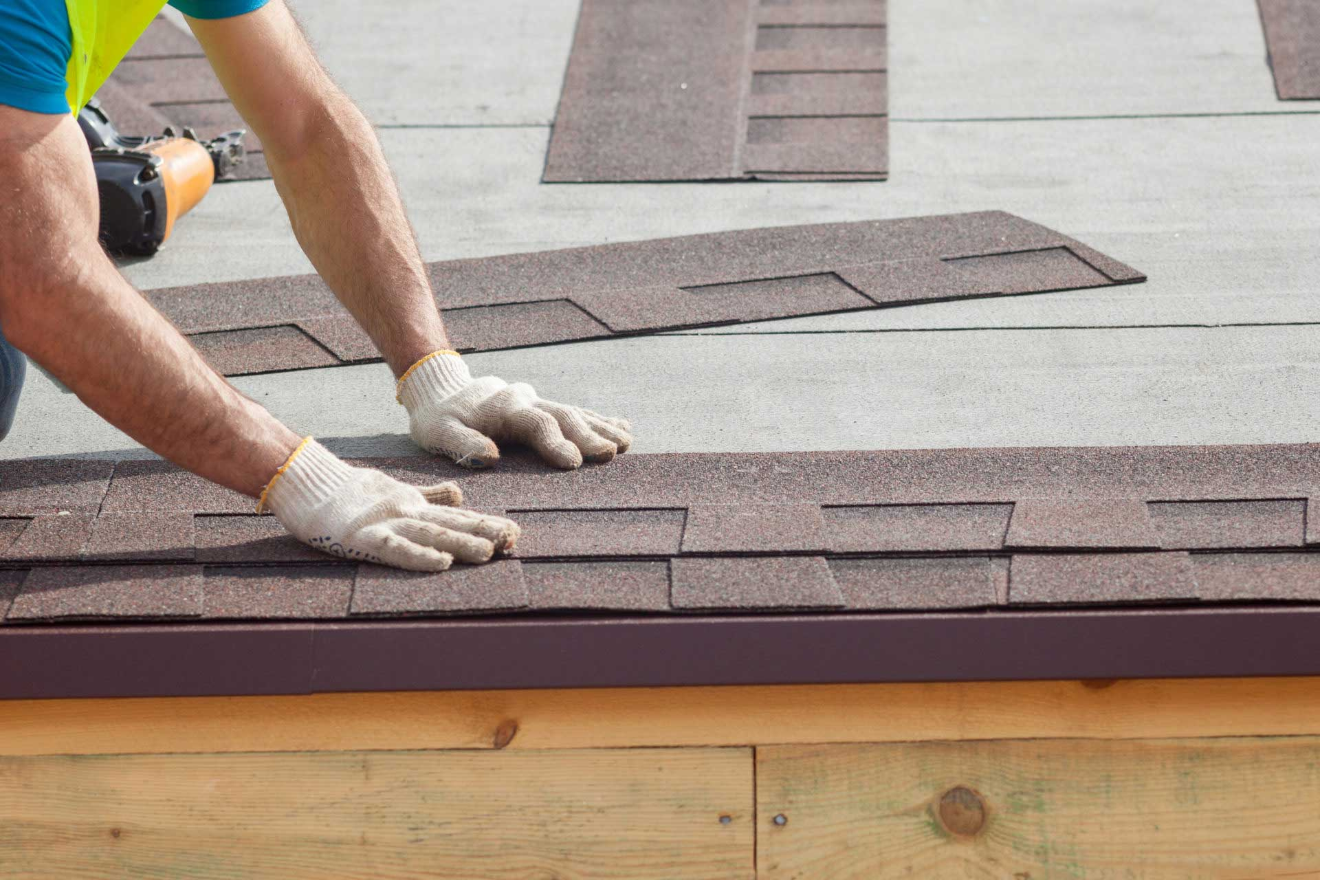 Skyeco Group - roofing installation image