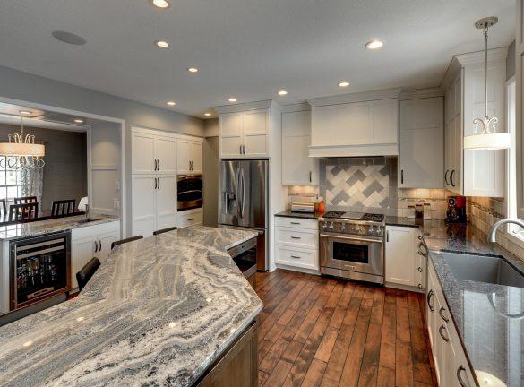 kitchen construction image