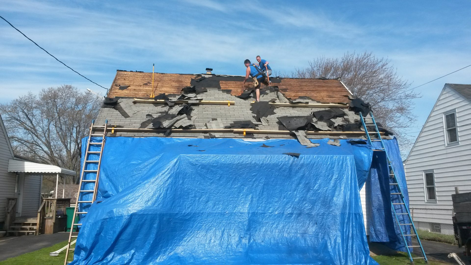 Pasco County Roofer roofing work image