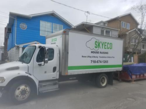 Skyeco Group truck
