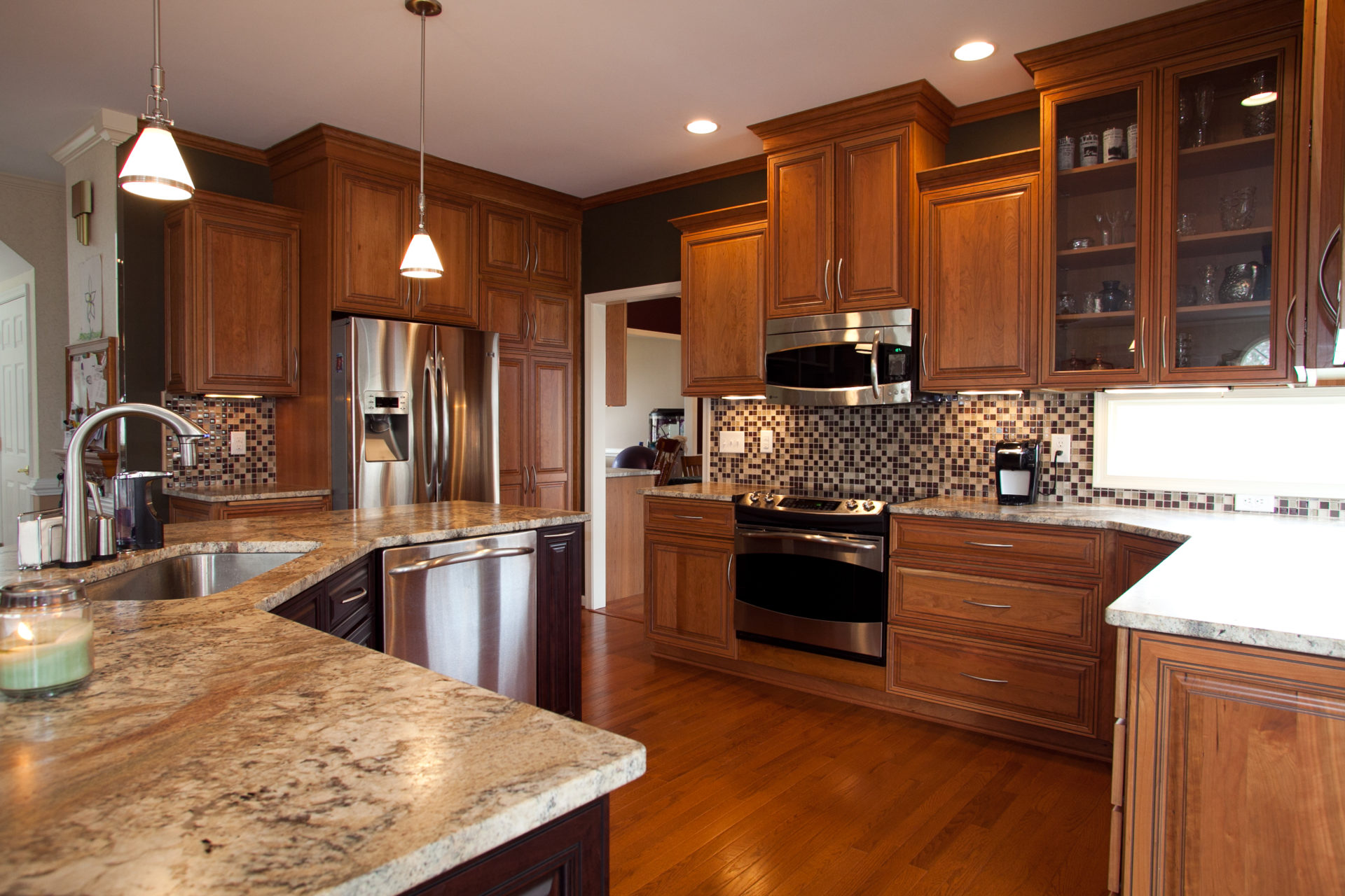 Skyeco Group kitchen construction