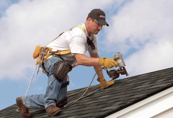 Skyeco Group - roofing work image